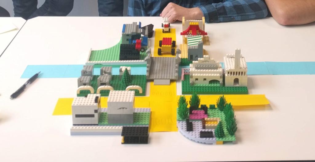 LEGO Scrum